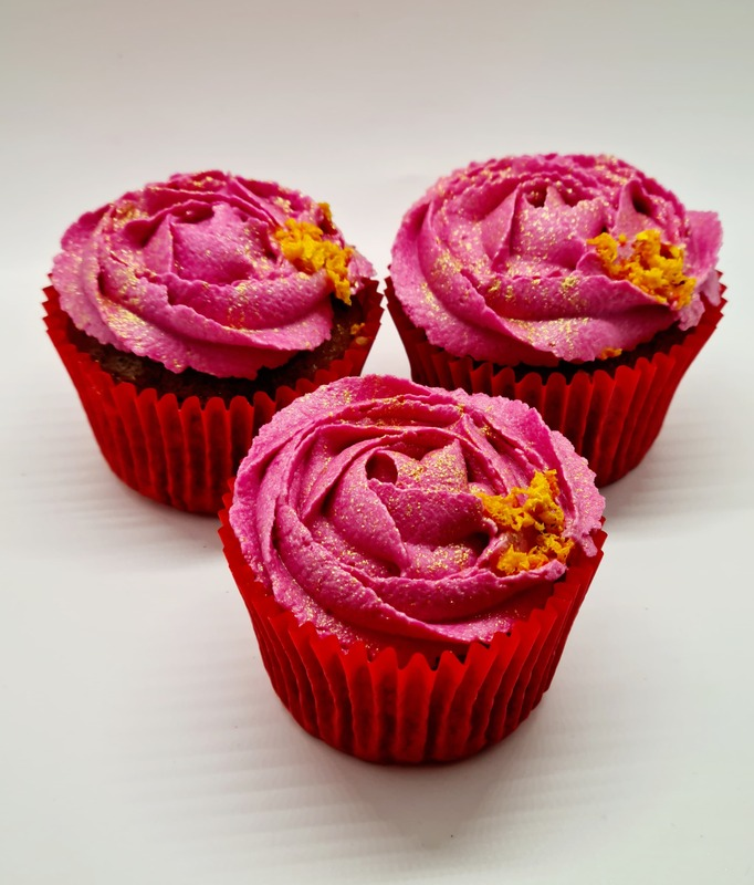 Hayley's Cupcakes in Henley on Thames Mixed Spice and Mulled Wine