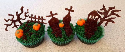 Hayley's Cupcakes in Henley on Thames Halloween