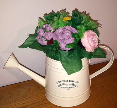 Hayley's Cupcakes in Henley on Thames Mothers Day Watering Can