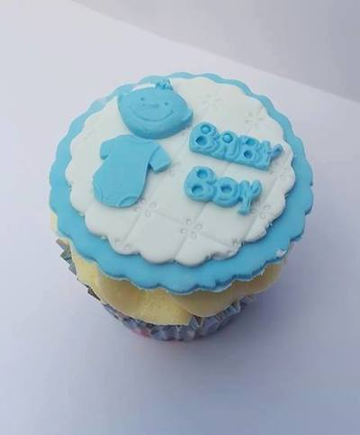 Hayley's Cupcakes in Henley on Thames Baby Shower