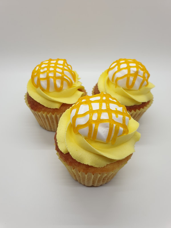 Hayley's Cupcakes in Henley on Thames Lemon Meringue