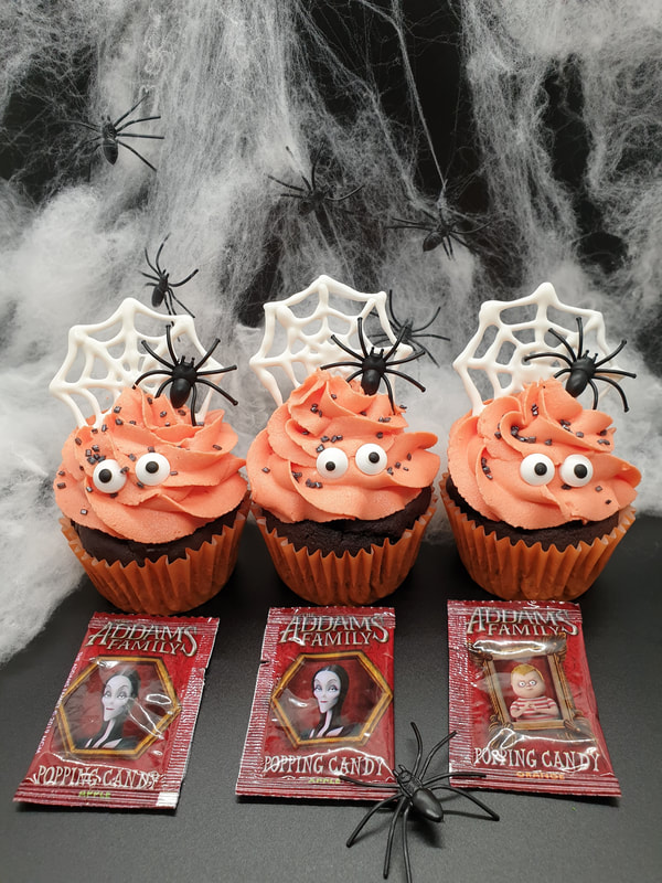 Hayley's Cupcakes in Henley on Thames Halloween Web