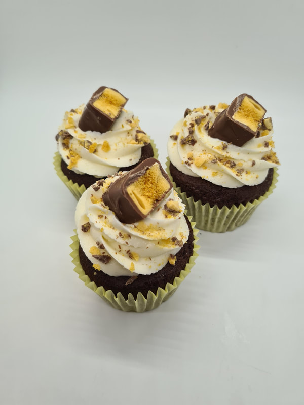 Hayley's Cupcakes in Henley on Thames Honeycomb
