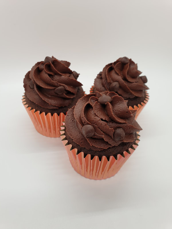 Hayley's Cupcakes in Henley on Thames triple chocolate